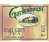 GARDENHOUSE ČERNÝ ČAJ EARL GREY - 15 X 1.4 g