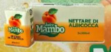 MAMBO ALBICOCCA BRICK 20 CL (meruňka)