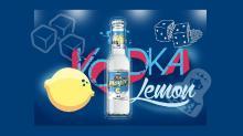PLAYER VODKA & LEMON (citrón) #03, 275 ml